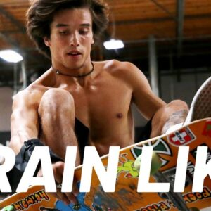 A Pro Skateboarder's Gnarly Science-Based Workout | Train Like | Men's Health
