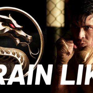 Mortal Kombat's Lewis Tan Breaks Down His Fight Training | Train Like a Celebrity | Men's Health