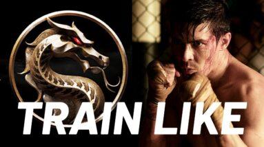 Mortal Kombat's Lewis Tan Breaks Down His Fight Training   Train Like a Celebrity   Men's Health