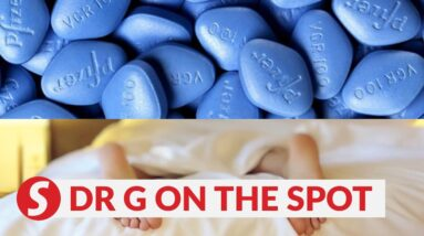 EP57: Science behind blue pills and optimising it | PUTTING DR G ON THE SPOT
