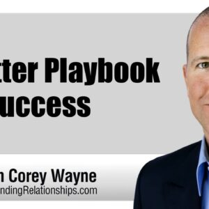 A Better Playbook For Success