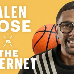 Jalen Rose on His Kobe Bryant 81-Point Game | Vs. The Internet | Men's Health
