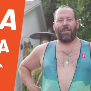 Bert Kreischer Gets Healthy For a Triathlon | Laughing Fit | Men's Health