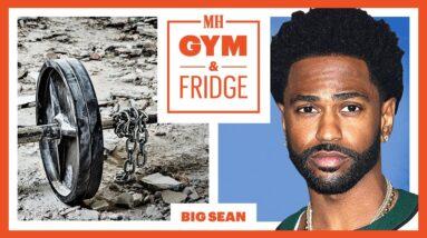 Big Sean Shows His Home Gym & Fridge | Gym & Fridge | Men's Health