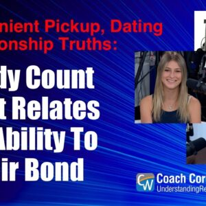 Body Count As It Relates To Ability To Pair Bond
