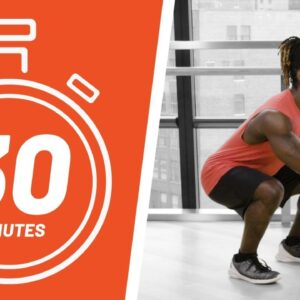 Build More Muscle With This 30 Minute Workout - Week 1 | Men's Health
