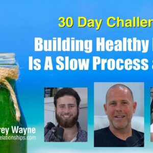 Building Healthy Habits Is A Slow Process & Grind: 30 Day Challenge