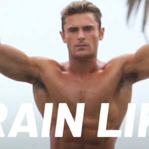 Zac Efron's Baywatch Workout Explained by his Trainer | Train Like a Celebrity | Men's Health