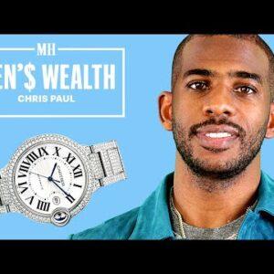 Chris Paul on The Worst Money He's Ever Blown | Men'$ Wealth | Men's Health