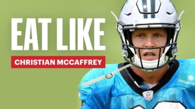Everything Christian McCaffrey Eats for Game Day   Eat Like a Celebrity   Men's Health