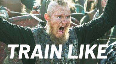 Vikings Star Alexander Ludwig Shows His Shoulder Bulking Workout | Train Like a Celeb | Men's Health