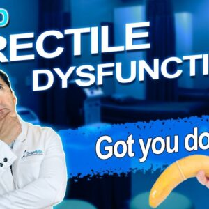 How to fix Erectile dysfunction ALTHOUGH You have diabetes! Causes, Treatment.SUGARMD