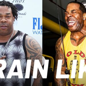 Busta Rhymes on Losing 100 Pounds & Getting Fit | Train Like a Celebrity | Men's Health