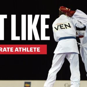 Everything a Karate Champion Eats in a Day | Eat Like | Men's Health