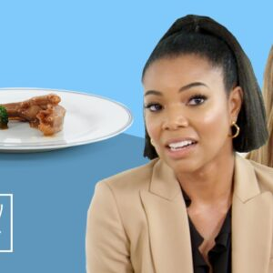 Jessica Alba and Gabrielle Union Drink Cat Poop Coffee | Disgustingly Healthy | Men's Health
