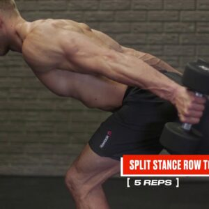 Get a Killer Back and Triceps with These Single-Leg Workouts