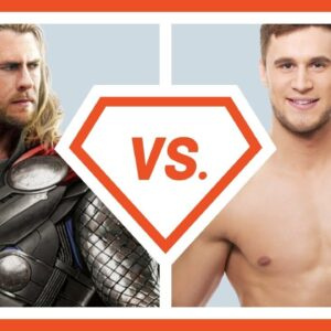 How Strong Is Thor? | Superfit | Men's Health