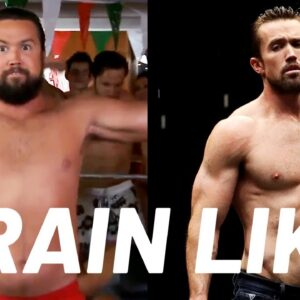Rob McElhenney's 'Look Like a Fire Hydrant' Chest Workout | Train Like a Celebrity | Men's Health