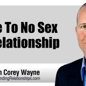 Little To No Sex In Relationship