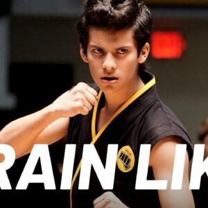Xolo Maridueña's 'Cobra Kai' Karate Workout  | Train Like a Celebrity | Men's Health