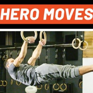 Master The Front Lever | Hero Moves | Men's Health