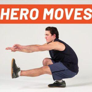 Master the Pistol Squat | Hero Moves | Men's Health