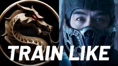 "Mortal Kombat Star Joe Taslim's Sub-Zero ""Shadow Training"" | Train Like a Celebrity | Men's Health"
