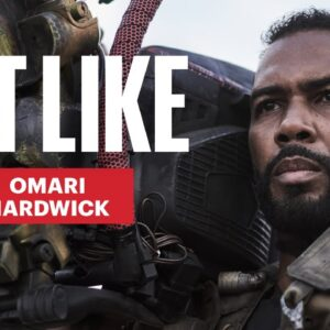 Everything Omari Hardwick Eats to Play Vanderohe | Eat Like a Celebrity | Men's Health