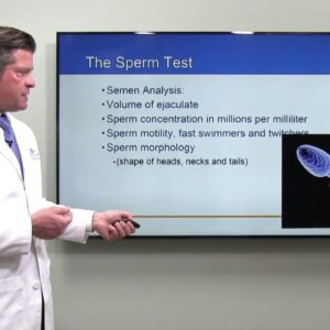 Improving Fertility in Men with Poor Sperm Count | Jesse Mills, MD | UCLAMDChat