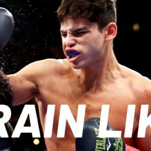 Boxer Ryan Garcia Shows How to Train for Power Without a Gym | Train Like a Celebrity | Men's Health