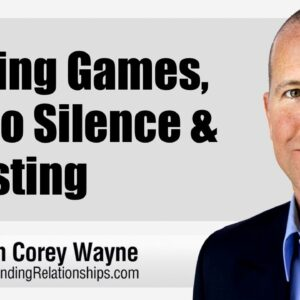 Playing Games, Radio Silence & Ghosting