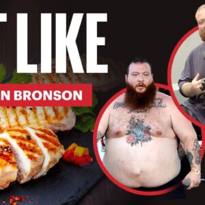 Everything Action Bronson Eats For 125-Pound Weight Loss | Eat Like a Celebrity | Men's Health