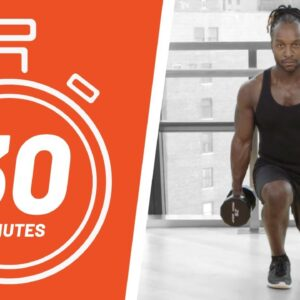 Crush Full Body Strength With This 30 Minute Workout - Week 4 | Men's Health