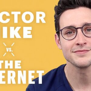 Doctor Mike Debunks the Wildest COVID-19 Conspiracy Theories | Vs. The Internet | Men's Health