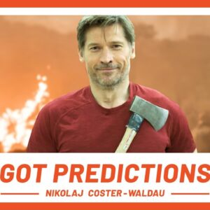 Game of Thrones Season 8 Predictions by Nikolaj Coster-Waldau | Laughing Fit | Men's Health