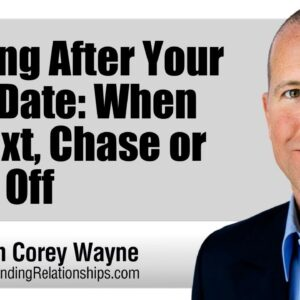 Texting After Your First Date: When To Text, Chase or Back Off