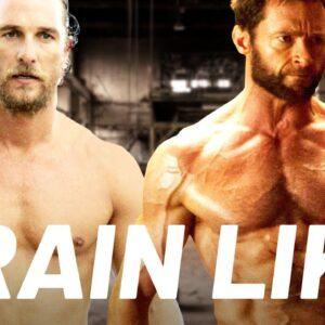Hugh Jackman & Matthew McConaughey's Workout Explained | Train Like a Celebrity | Men's Health