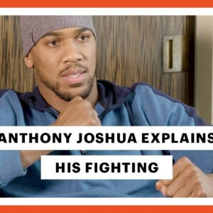 Anthony Joshua Explains His Approach to Fighting | Top 5 Moves | Men's Health