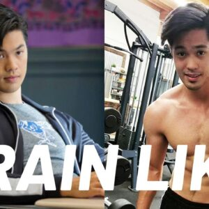 Ross Butler's 'To All The Boys' Chest Workout | Train Like a Celebrity | Men's Health