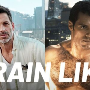 Zack Snyder's Secrets to Training for a Justice League Movie | Train Like a Celebrity | Men's Health