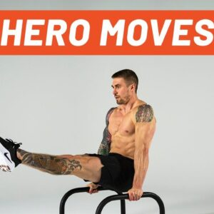 Try the L-Sit for Ripped Abs | Hero Moves | Men's Health