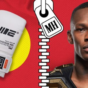 UFC Fighter Israel Adesanya Shows What's In His Gym Bag | Men's Health
