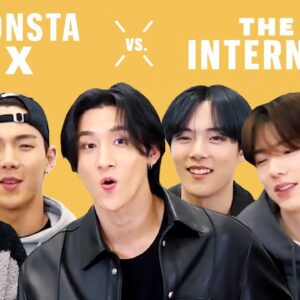 Monsta X Reacts to Your Workout and Diet Comments | Vs. The Internet | Men's Health