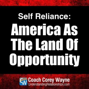 America As The Land Of Opportunity