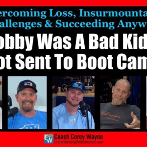 Bobby Was A Bad Kid & Got Sent To Boot Camp