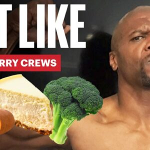 Everything Terry Crews Eats in a Day to Stay JACKED | Eat Like | Men's Health
