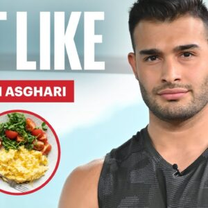 Everything Sam Asghari Eats to Stay Jacked  | Eat Like | Men's Health