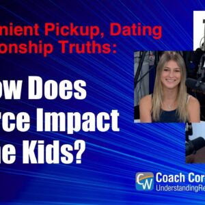 How Does Divorce Impact The Kids?