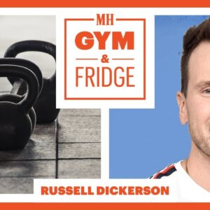 Russell Dickerson Sings While Working Out!? | Gym & Fridge | Mens Health