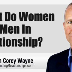 What Do Women Owe Men In Relationship?